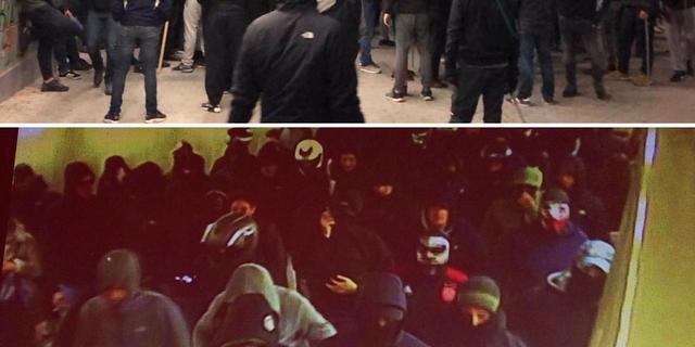 Griekse politie: Geen aanwijzingen voor Ajax-supporters bij voetbalgeweld