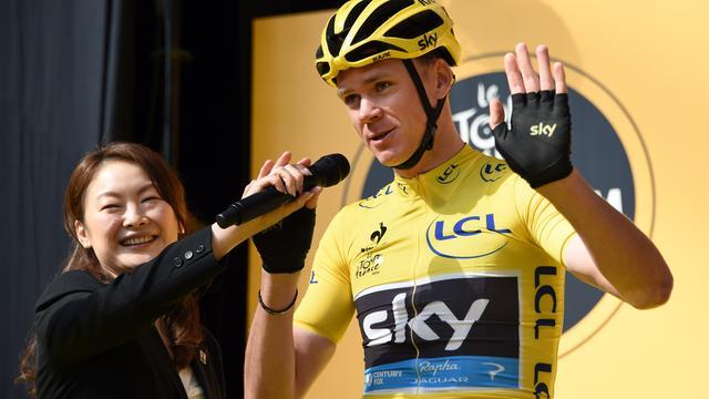 Froome niet eens met voorspelling Merckx over 'saaie' Tour
