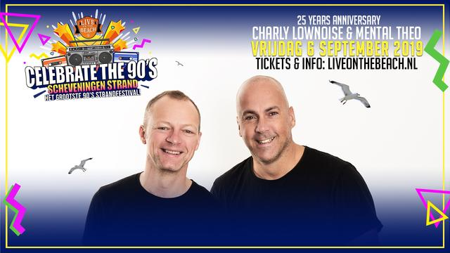 Celebrate the 90's - tickets 29,75 euro met Bol.com-cadeaukaart