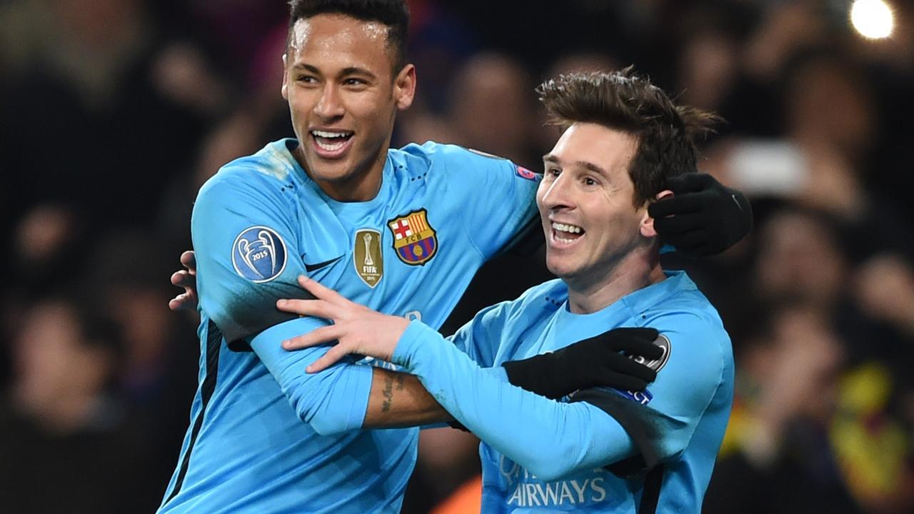 Arsenal-Barcelona (0-2)