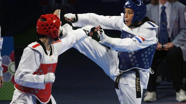 Taekwondoka Oogink grijpt in Mexico-Stad naast olympisch ticket