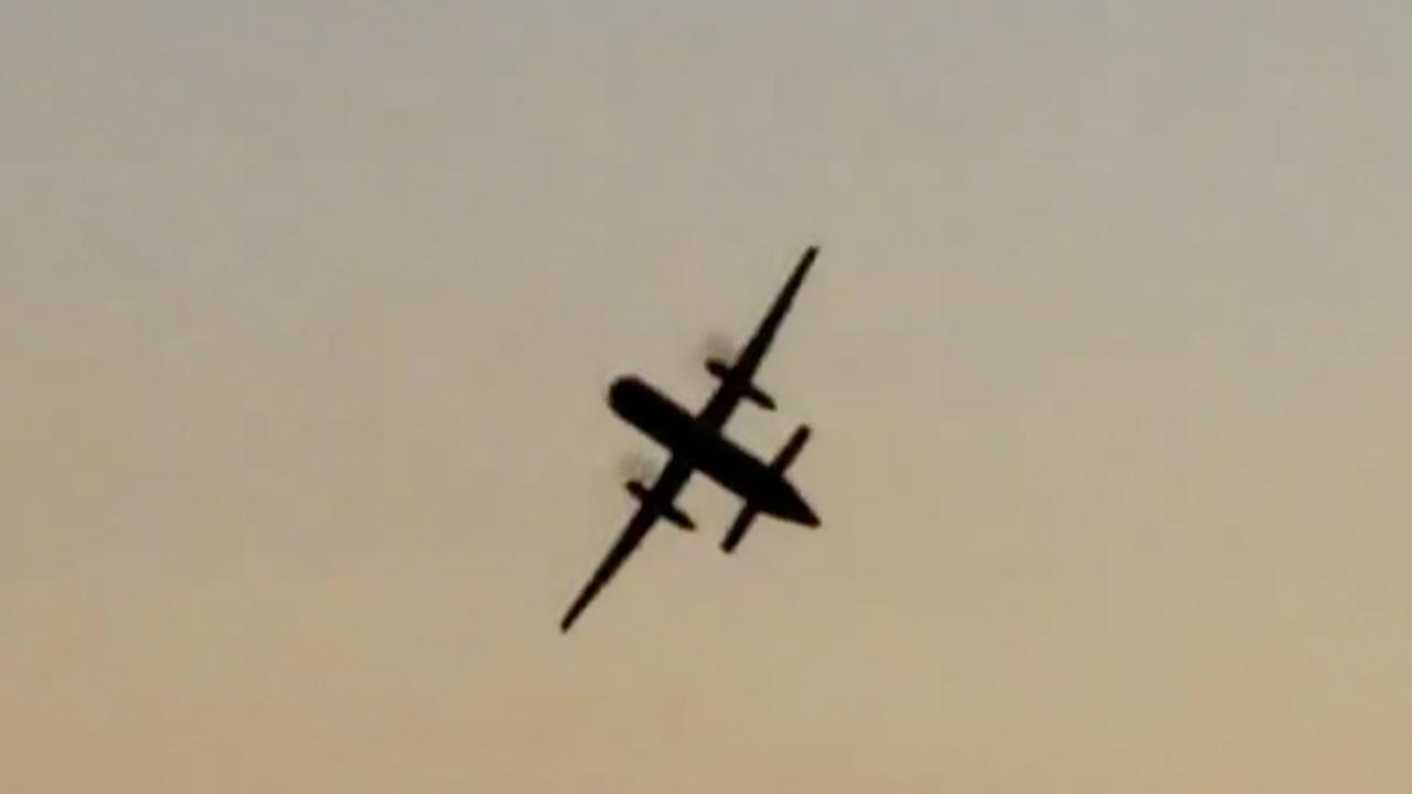 Gevechtsvliegtuigen begeleiden gestolen vliegtuig in VS