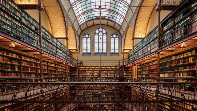 Van plantenkas tot kerk en bus: Deze bibliotheken zijn uniek