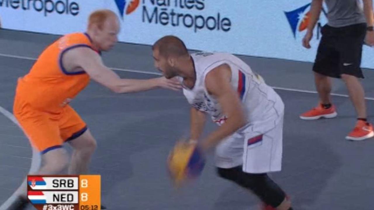Nederlandse 3x3 basketballers grijpen net naast wereldtitel