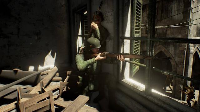 WO II-shooter Battalion 1944 behaalt Kickstarter-doel