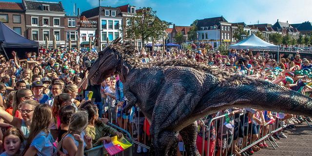 Historische Vereniging Oud Leiden blaast prijs nieuw leven in