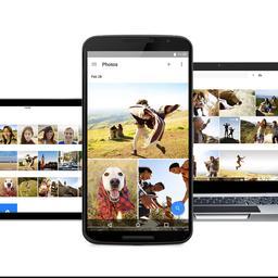 Google stopt met automatische koppeling tussen Google Foto's en Drive