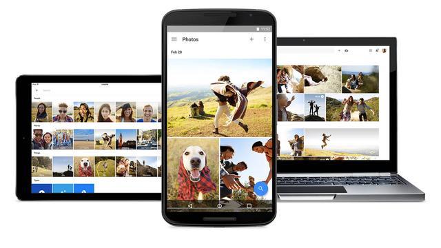 Google Foto's toont herinneringen van gebruikers als Stories