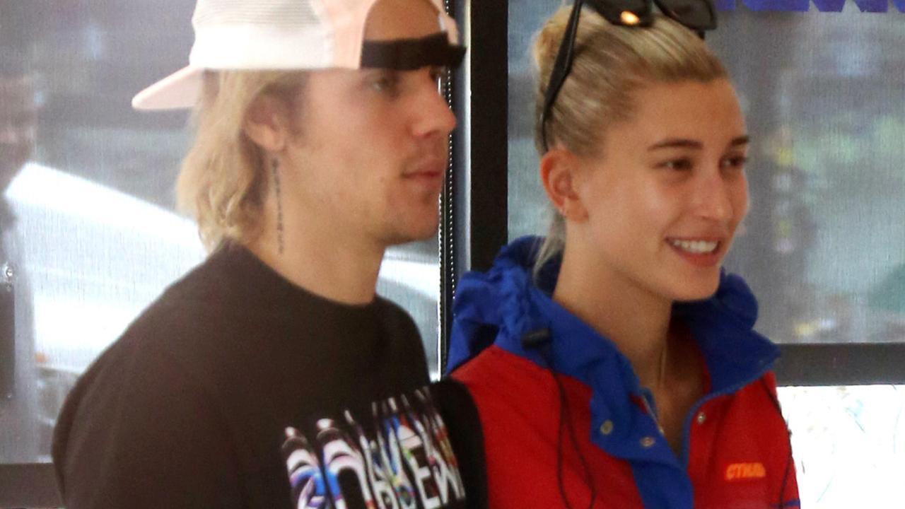'Justin Bieber en Hailey Baldwin zijn getrouwd'