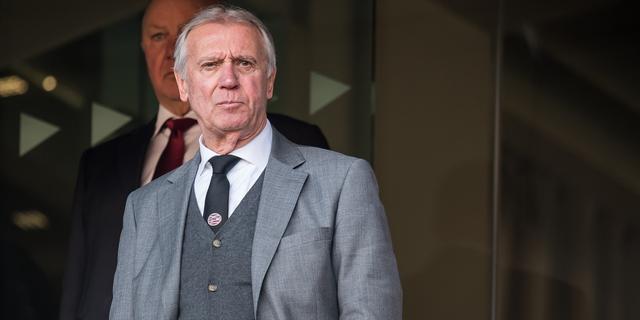 Eredivisie-topscorer en PSV-icoon Willy van der Kuijlen (74) overleden