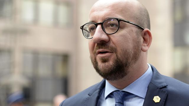 Belgische premier ziet geen reden voor reorganisatie politie Brussel