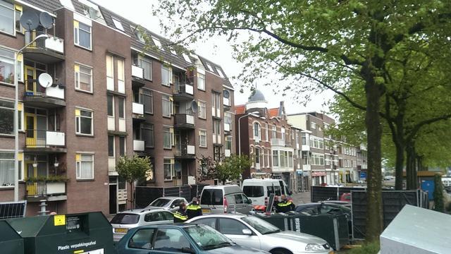 Dode man aangetroffen na explosie onder wooncomplex in Den Haag