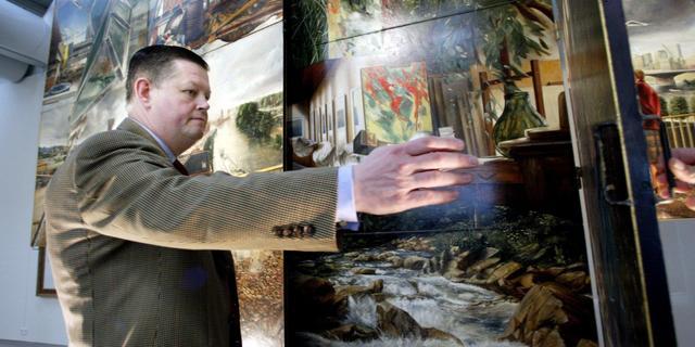 Schilder Evert Thielen viert jubileum met tentoonstelling in Limburgse musea