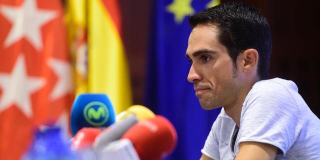Contador rijdt ook Ronde van Burgos in aanloop naar Vuelta