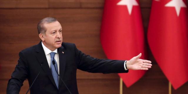 Erdogan wil Duits satirisch gedicht volledig verbieden