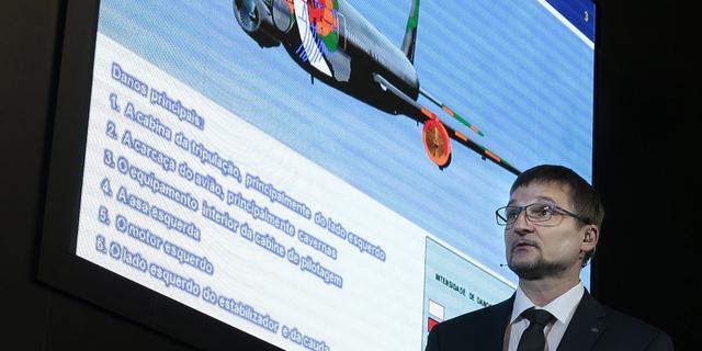 Russische radarbeelden MH17 'onleesbaar'