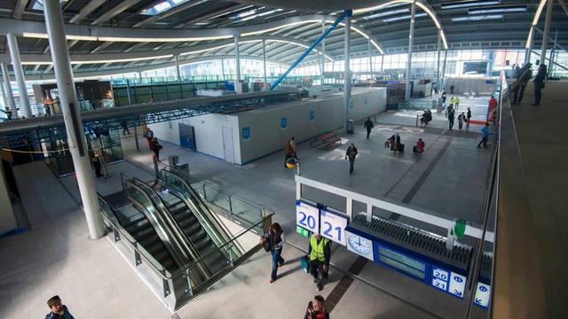 Werkzaamheden nieuwe stationshal Utrecht Centraal afgerond