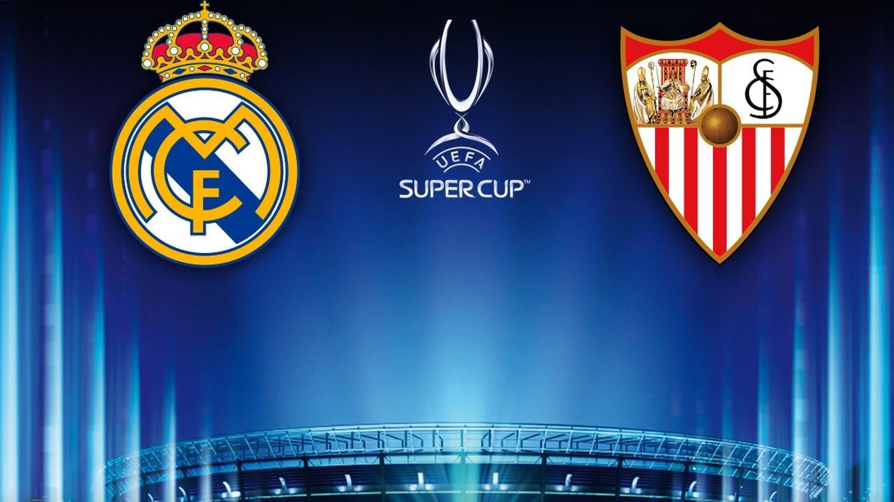 Bekijk hier live Real Madrid-Sevilla
