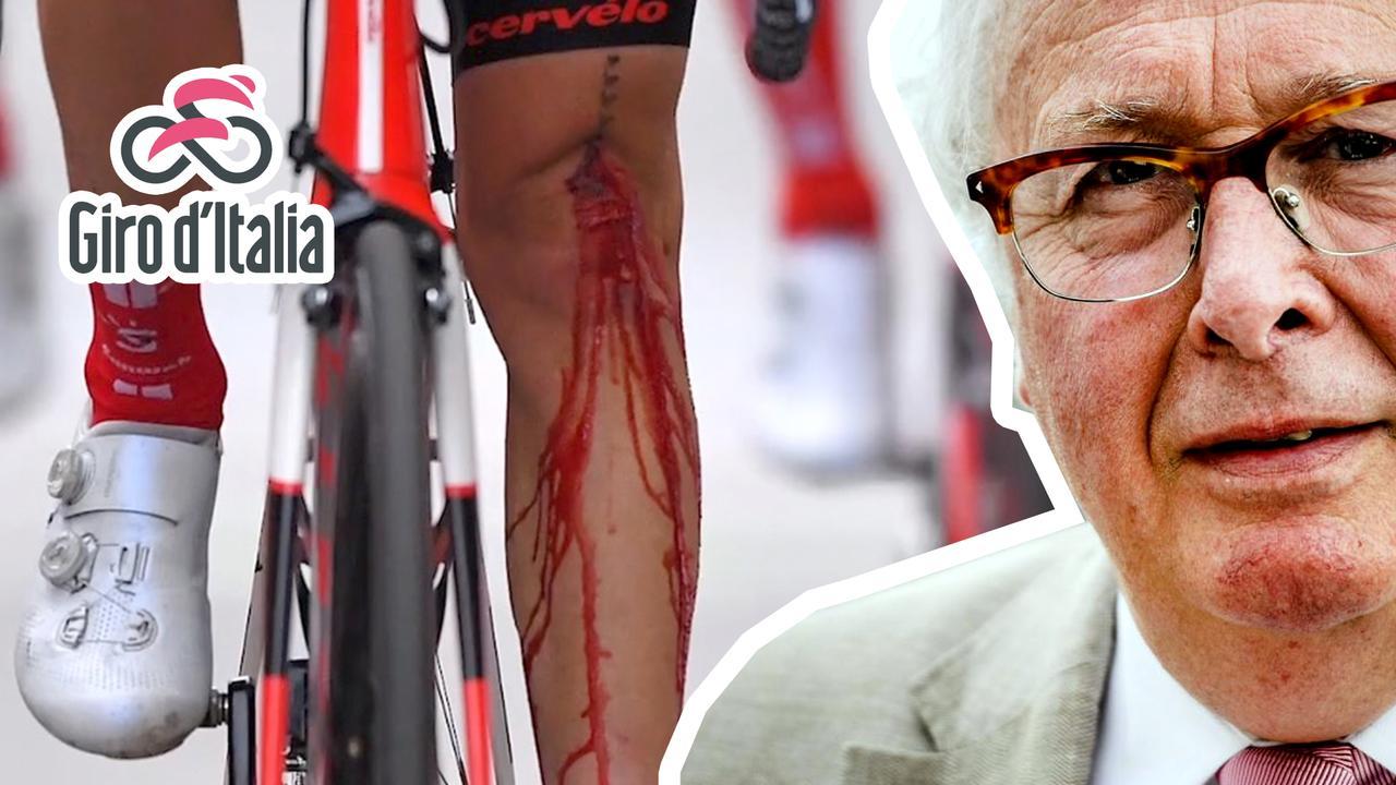 Mart bespreekt Giro: 'Dumoulin heeft niets meer in Giro te zoeken'