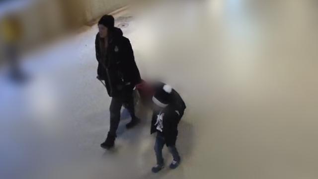 Vrouw die kind achterliet op Amsterdam Centraal aangehouden