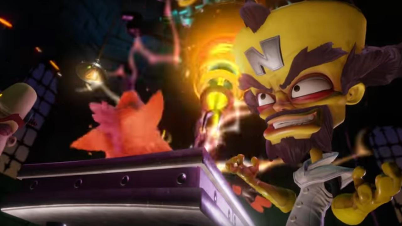 Trailer Crash Bandicoot N. Sane Trilogy