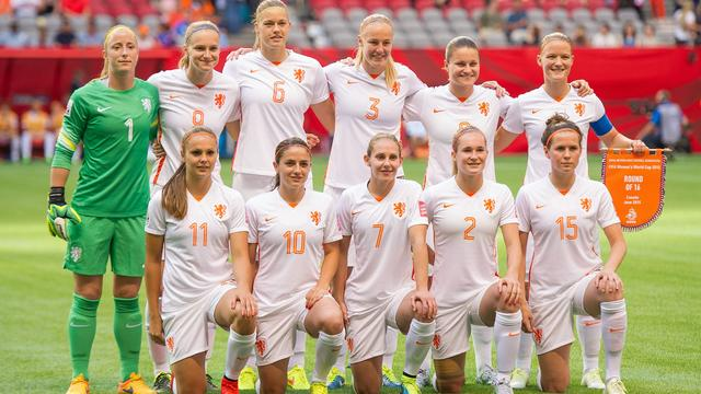Nog één kans op Spelen voor Oranjevrouwen