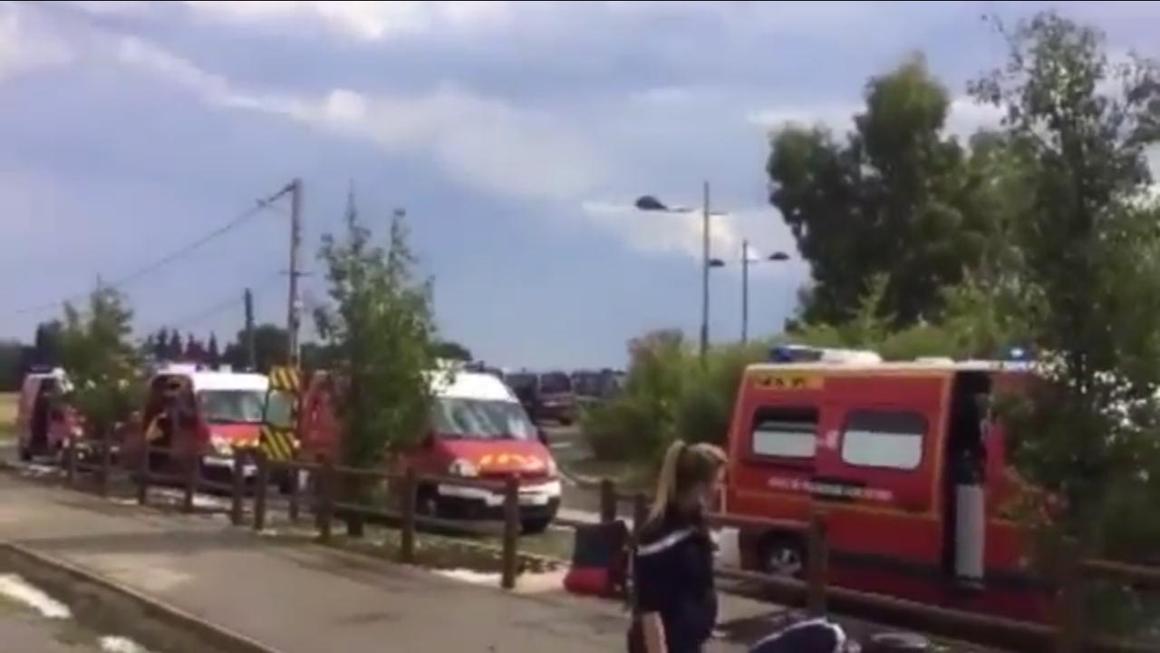 Dertien gewonden bij treinongeluk in Zuid-Frankrijk