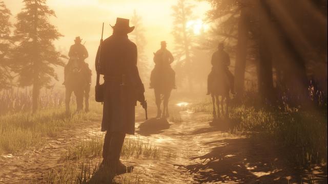 Red Dead Redemption 2 is het op één na succesvolste product ter wereld