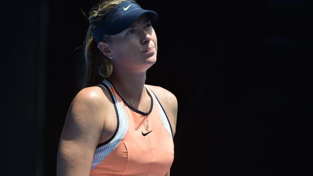 Sharapova mist ook Indian Wells door armblessure