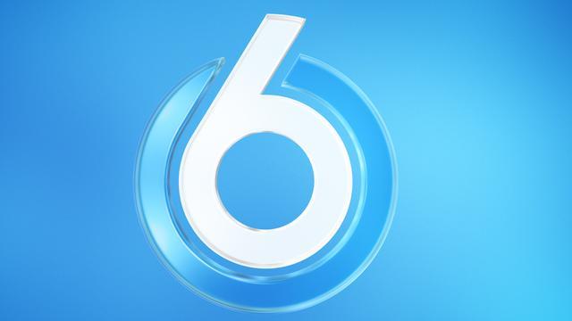 SBS6 neemt na dertien jaar afscheid van felrood logo