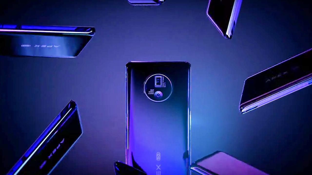 Dit is de nieuwe conceptsmartphone van Vivo