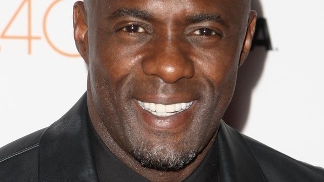 Luther-acteur Idris Elba krijgt hoofdrol in nieuwe dramaserie