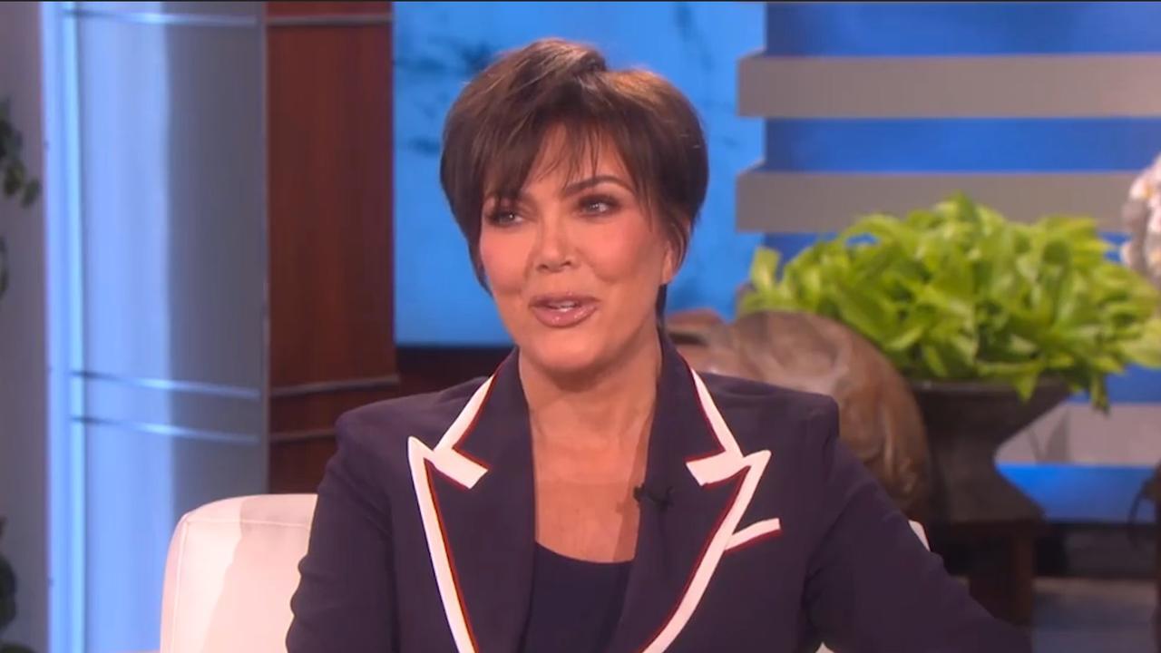 Kris Jenner: 'We zijn er allemaal voor Khloé'