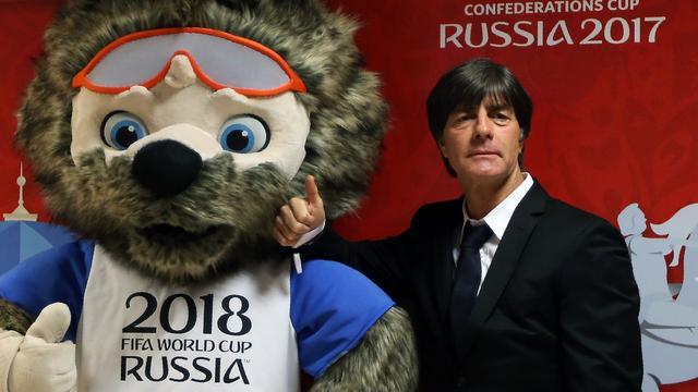 Duitsland loot tegen Chili op Confederations Cup