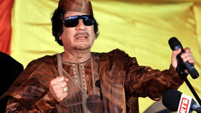 Turkse politie neemt dolk Kaddafi in beslag