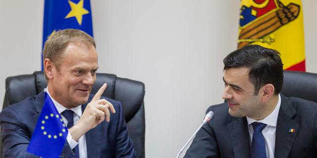Premier Moldavië stapt op na verdwijning een miljard dollar