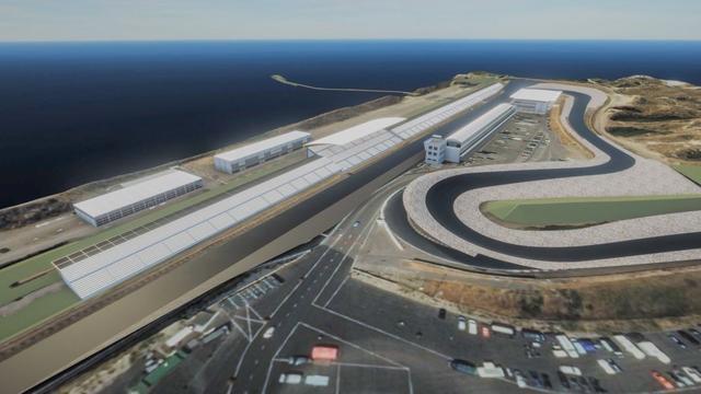Formule 1-teams mogen omstreden strandroute Zandvoort gebruiken