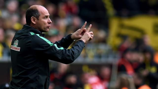 Werder Bremen stuurt trainer Skripnik weg