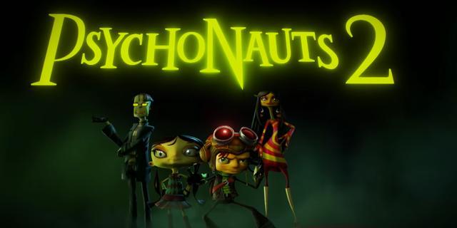 Double Fine onthult Psychonauts 2
