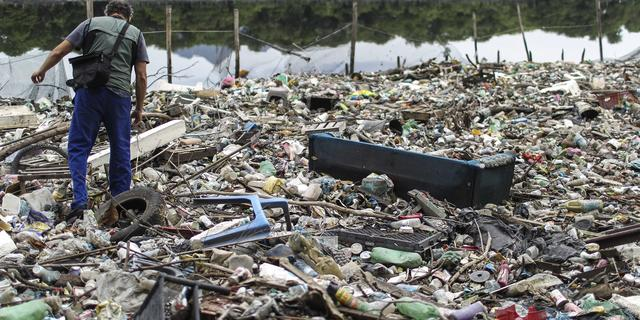 'Iedereen loopt risico op infecties in vervuilde water Rio'