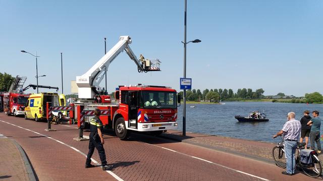 Overleden drenkeling Kampen is 19-jarige vermiste man uit Dronten
