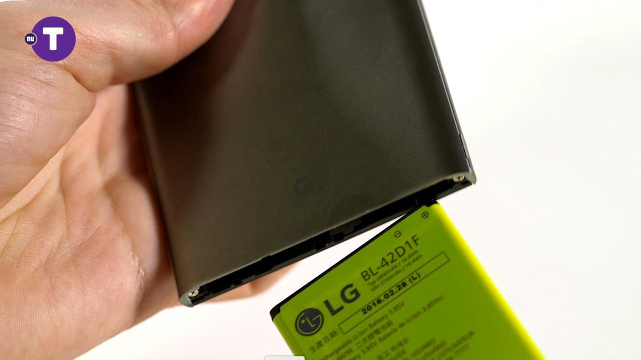 Review: LG G5 met uitschuifbare accu
