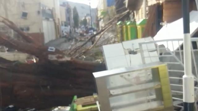 Video-overzicht: Orkaan Irma laat spoor van vernieling achter in Caribisch gebied