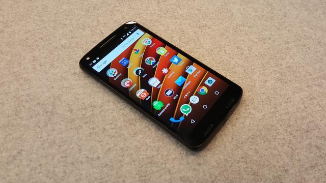 Review: Prijzige klunstelefoon Moto X Force met onbreekbaar scherm