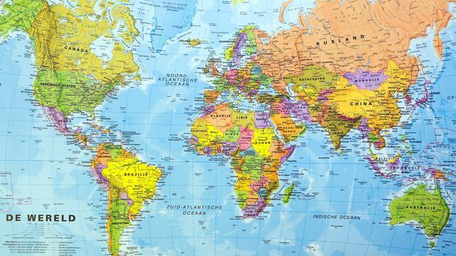 Gebrek aan tijd en ruimte bij vwo-examen aardrijkskunde