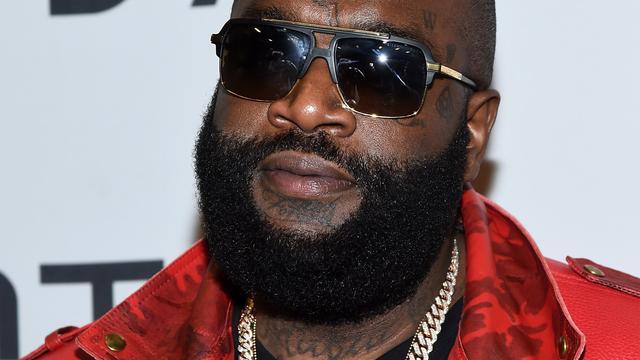 Rapper Rick Ross met spoed naar ziekenhuis gebracht