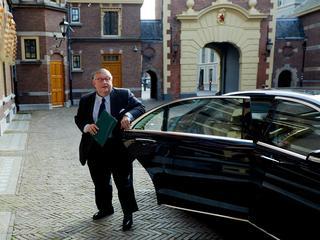 VVD-voorzitter wordt in verband gebracht met financiële ongeregeldheden