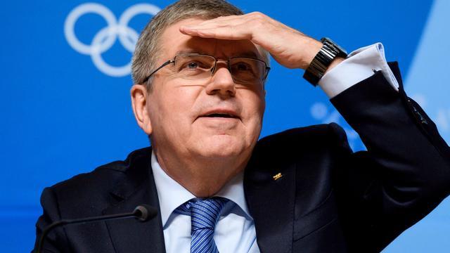 Bach vindt niet dat Spelen 'besmeurd' zijn door Russische dopingzaak