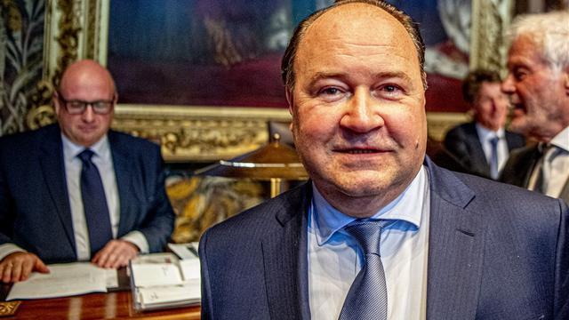 Oud-FVD'er Otten richt nieuwe partij op en twee FVD-senatoren gaan mee