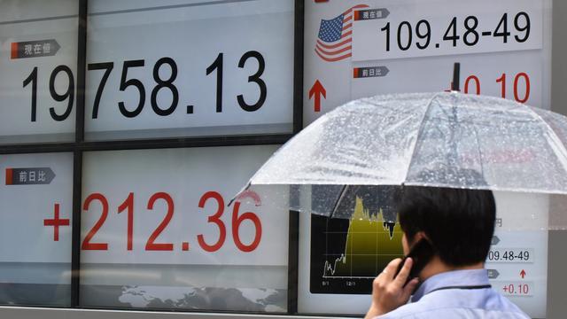 Nikkei fors lager na Tankan-rapport